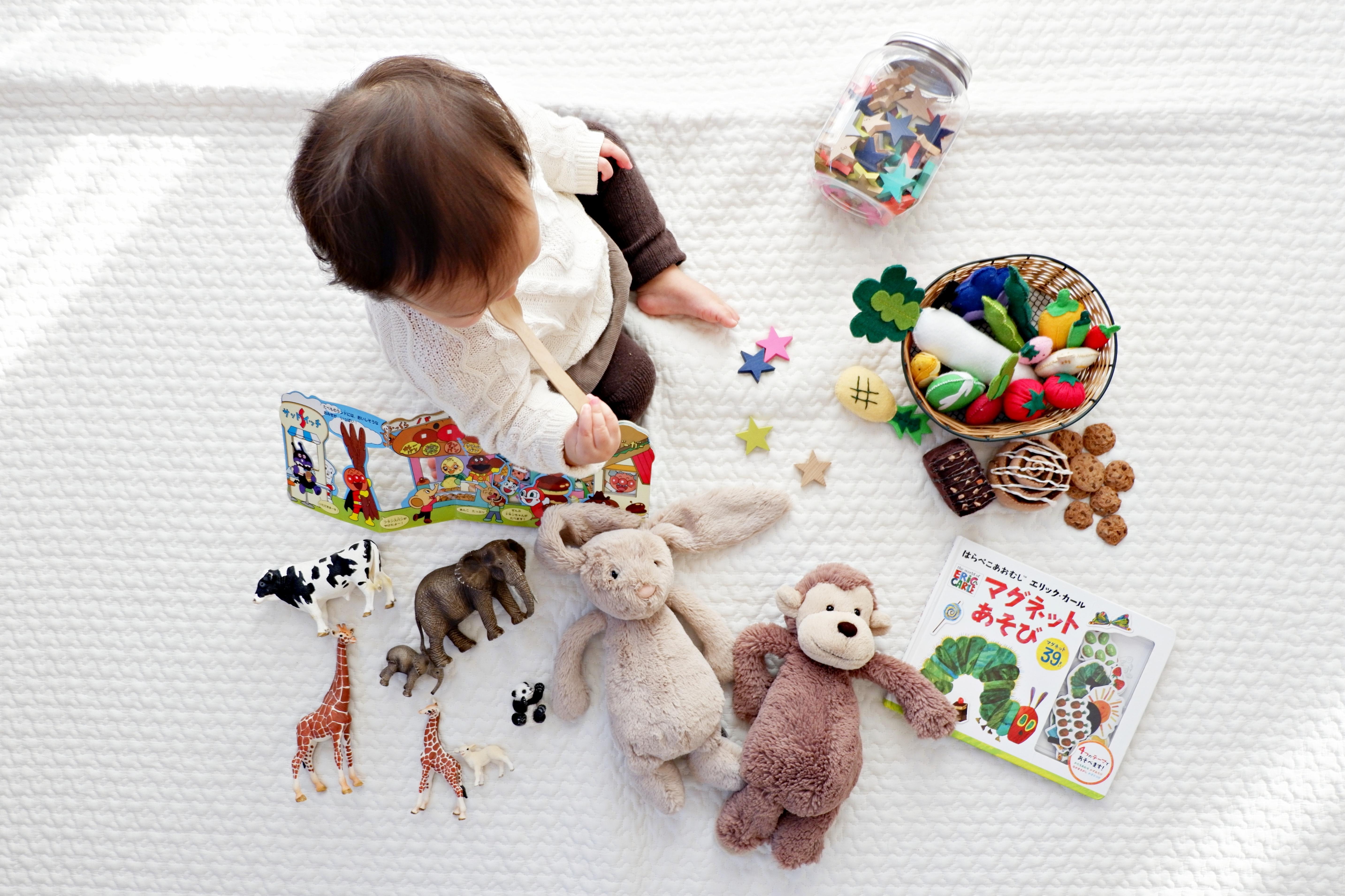 Comprendre le jeu Montessori pour bien le choisir, le guide d'Olivia