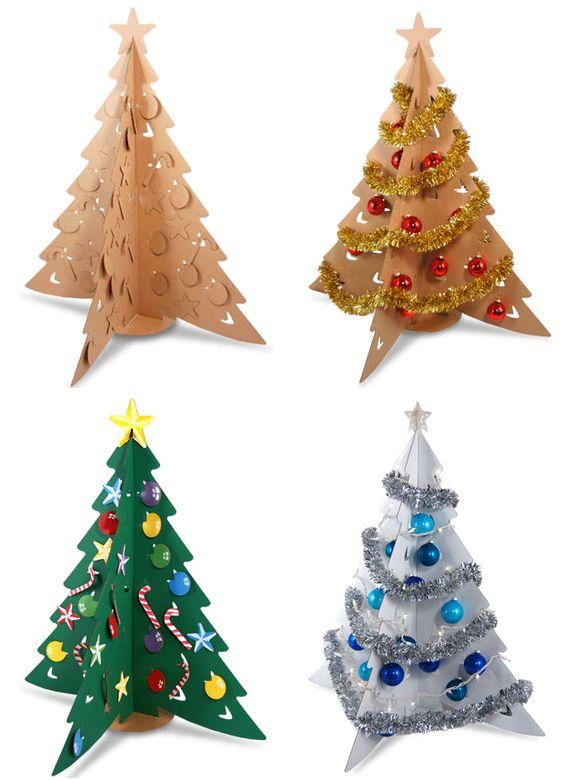 sapin de Noël 3D