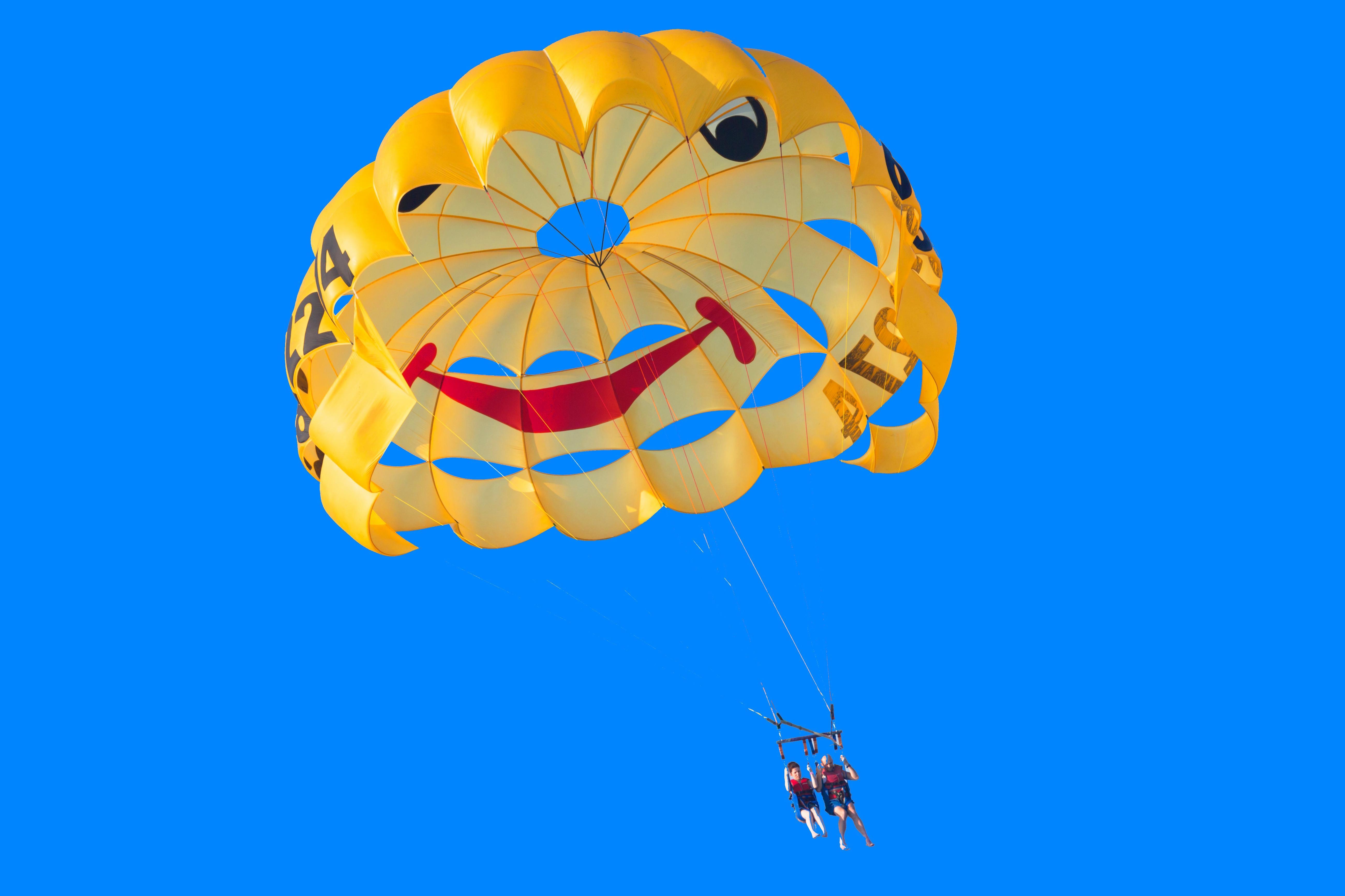Créer un parachute pour les jouets