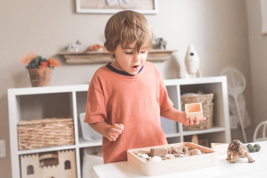 Montessori : comment développer l'autonomie de l'enfant ?
