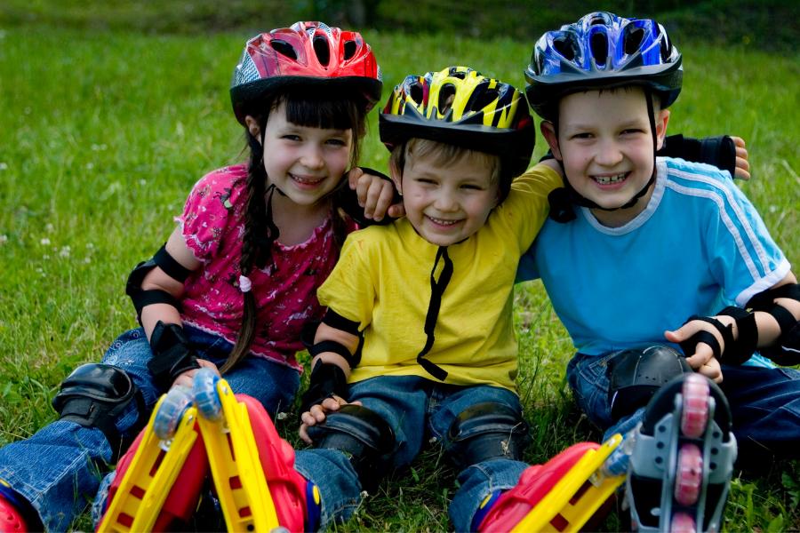 Les bienfaits du sport chez l'enfant : Comment initier votre enfant ?