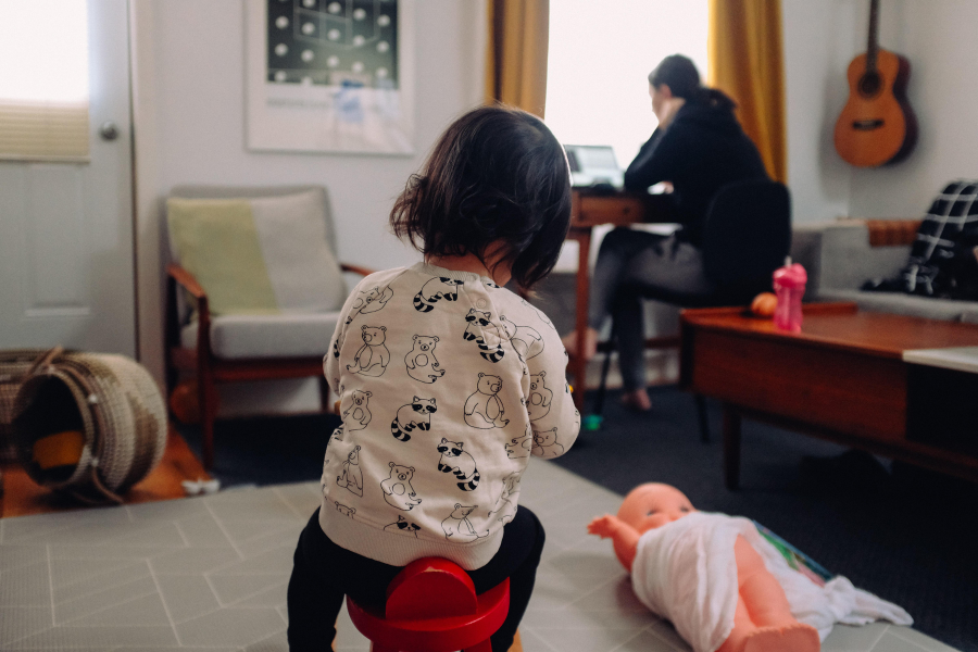 Télétravail et enfants : comment gérer au quotidien ?