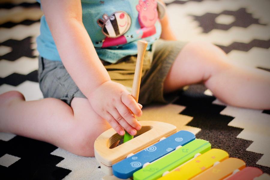 L' Eveil musical : comment initier mes enfants ?