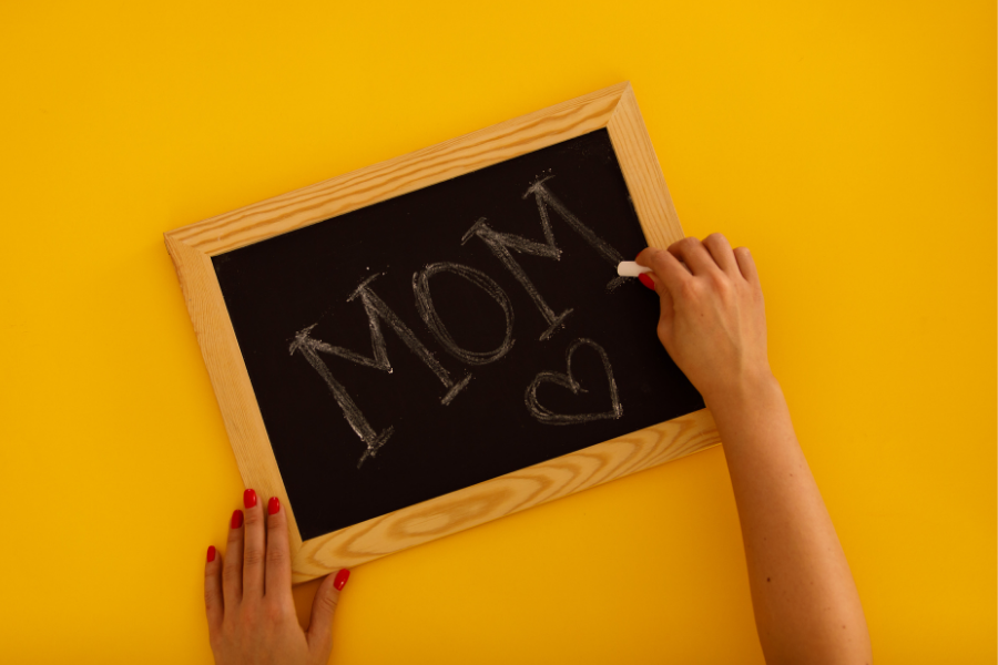 Maman Instagrameuse : Faëda