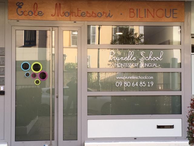 Prunelle School, école Montessori bilingue