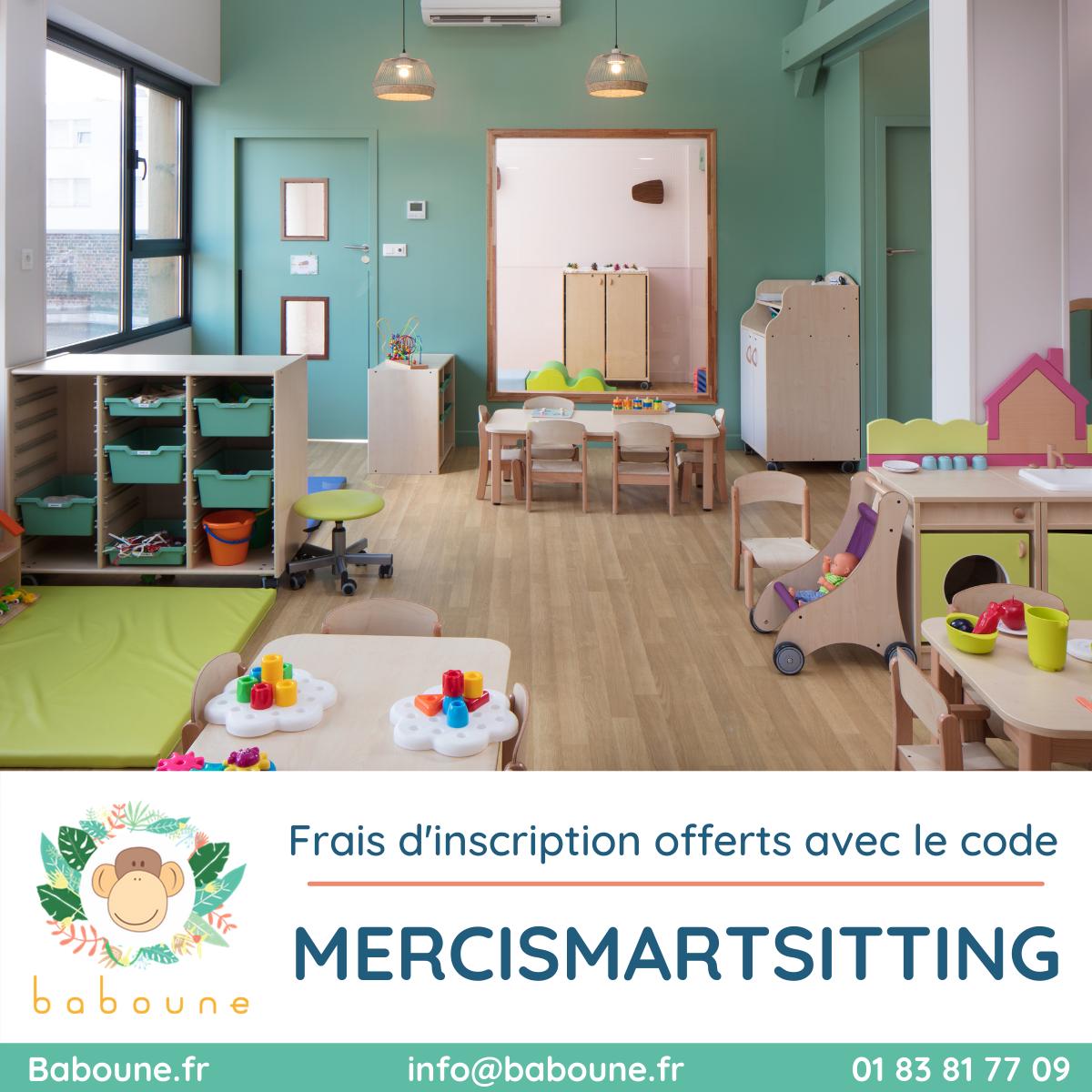 Partenariat Baboune / Le Smartsitting